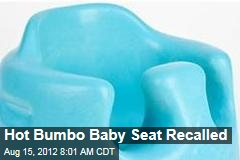 Hot Bumbo Baby Seat Recalled