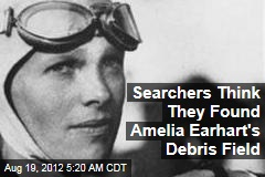 Searchers Think They Found Amelia Earhart's Debris Field