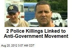 2 Police Killings Linked to Anti-Government Movement