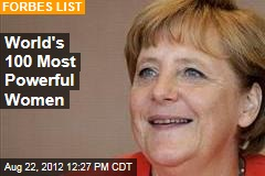 World's 100 Most Powerful Women