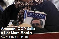 Amazon: GOP Sells A Lot More Books