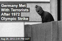 Germany Met With Terrorists After 1972 Olympic Strike