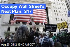 Occupy Wall Street Plans Revival Protest