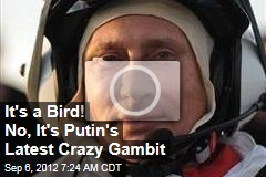 It's a Bird! No, It's Putin's Latest Crazy Gambit