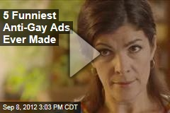 5 Funniest Anti-Gay Ads Ever Made