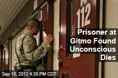 Gitmo Prisoner Found Dead