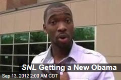 SNL Getting a New Obama