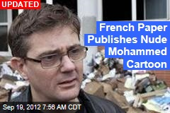French Paper Publishes Mohammed Cartoons