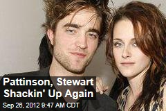 Pattinson, Stewart Shackin' Up Again