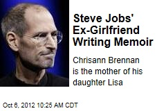 Steve Jobs' Ex-Girlfriend Writing Memoir