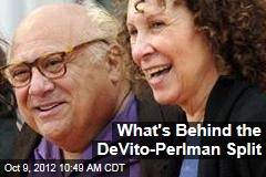 What&amp;#39;s Behind the DeVito-Perlman Split