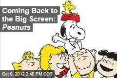 Coming Back to the Big Screen: Peanuts