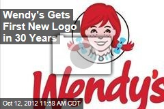 Wendy's Gets First New Logo in 30 Years