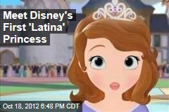 Meet Disney&amp;#39;s First &amp;#39;Latina&amp;#39; Princess