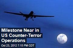 Milestone Near in US Counter-Terror Operations