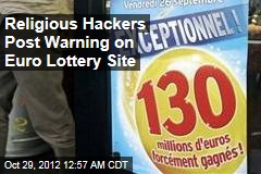 Euro Lottery Site Hacked by &amp;#39;Koran Group&amp;#39;