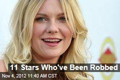 11 Stars Who've Been Robbed