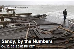 Sandy, by the Numbers