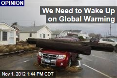 We Need to Wake Up on Global Warming