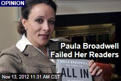 Paula Broadwell Failed Her Readers