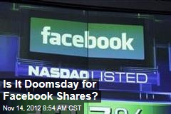 Is It Doomsday for Facebook Shares?
