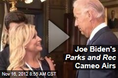 Joe Biden&amp;#39;s Parks and Rec Cameo Airs