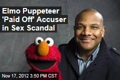 Elmo Puppeteer &amp;#39;Paid Off&amp;#39; Accuser in Sex Scandal