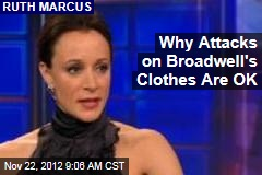 Why Attacks on Broadwell&amp;#39;s Clothes Are OK