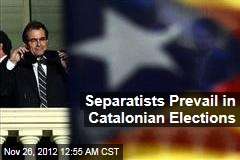 Separatists Prevail in Catalonian Elections