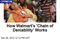 How Walmart&amp;#39;s &amp;#39;Chain of Deniability&amp;#39; Works