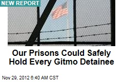US Prisons Able to Absorb All Gitmo Detainees