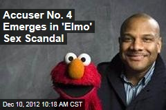 Accuser No. 4 Emerges in &amp;#39;Elmo&amp;#39; Sex Scandal
