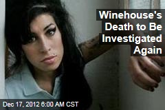 Winehouse&amp;#39;s Death to Be Investigated Again
