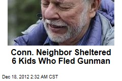 Neighbor Sheltered 6 Newtown Survivors