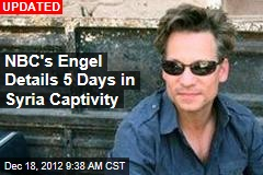 NBC's Engel, Crew Freed in Syria