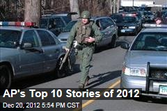 AP&amp;#39;s Top 10 Stories of 2012