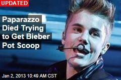 Paparazzo Killed Trying to Snap Bieber Car