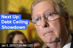 Next Up: Debt Ceiling Showdown