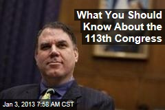 What You Should Know About the 113th Congress
