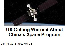US Getting Worried About China's Space Program