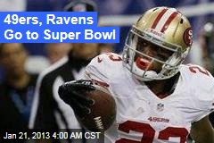 49ers Beat Falcons, Go to Super Bowl