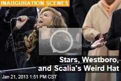 Stars, Westboro, and Scalia's Weird Hat