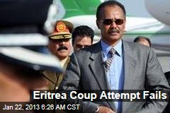 Eritrea Coup Attempt Fails