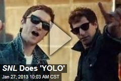 SNL Does 'YOLO'