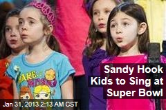 Sandy Hook Kids to Sing at Super Bowl