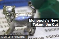 Monopoly&amp;#39;s New Token: the Cat