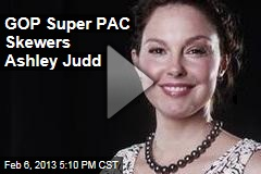 GOP Super PAC Skewers Ashley Judd