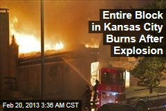 Gas Blast, Fire Level Kansas City Eatery