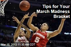 Tips for Your March Madness Bracket