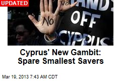 Cyprus Poised to Dump Bank Deposit Tax